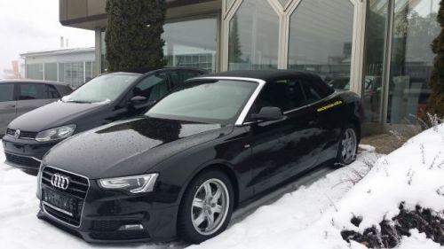 Audi A 5 Cabrio