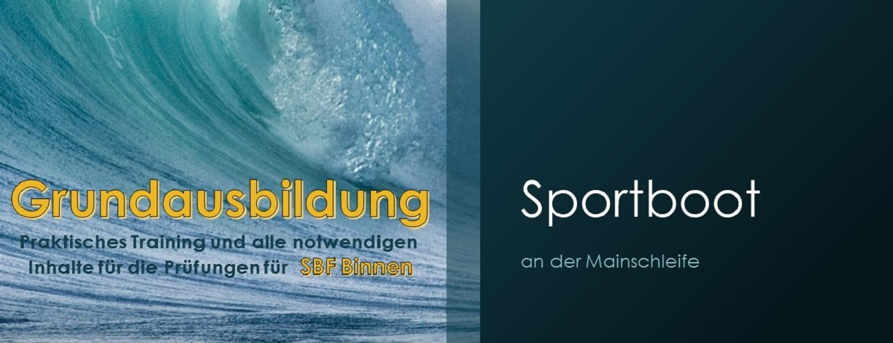 wassersport sportboot binnen führerschein