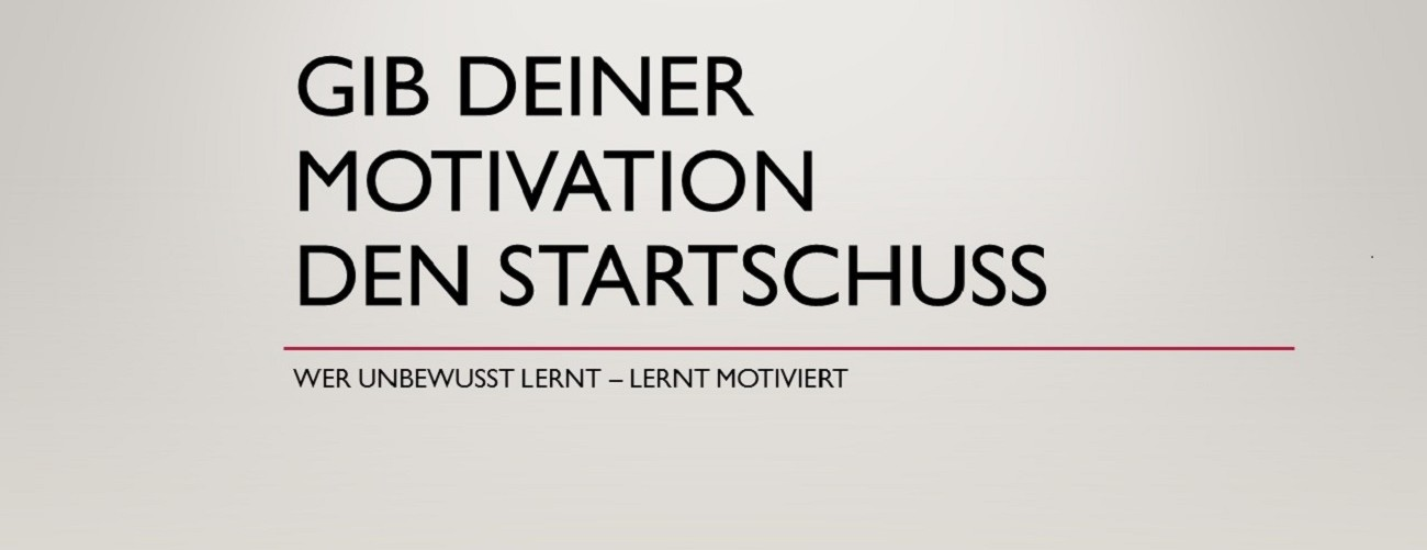 Lern Motivation