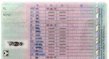 Führerschein-Umtausch für vor dem 19.01.2013 ausgegebene Führerscheine