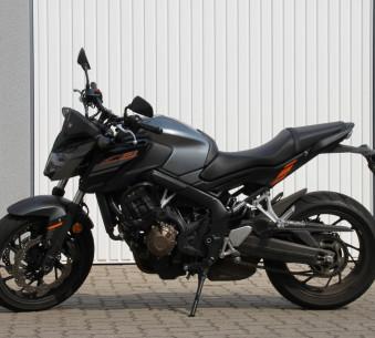 Motorrad Honda 650 F