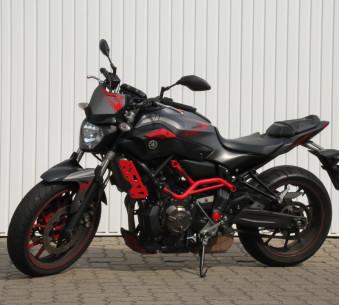 Motorrad Yamaha MT 07