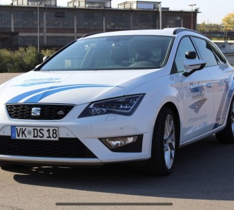 SEAT Leon ST 2.0 TDI FR (150 PS)