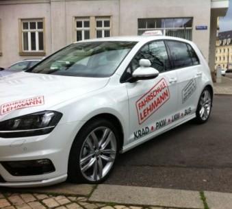 VW Golf 7 - weiß