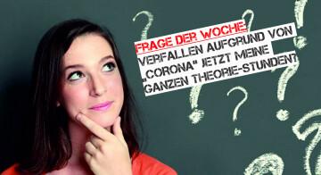 Frage der Woche: Theorie-Stunden?
