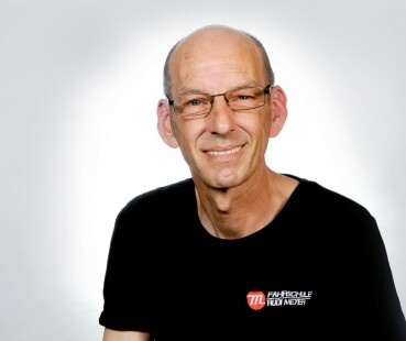 Fahrtrainer und Hypnosecoach: Frank Ebert