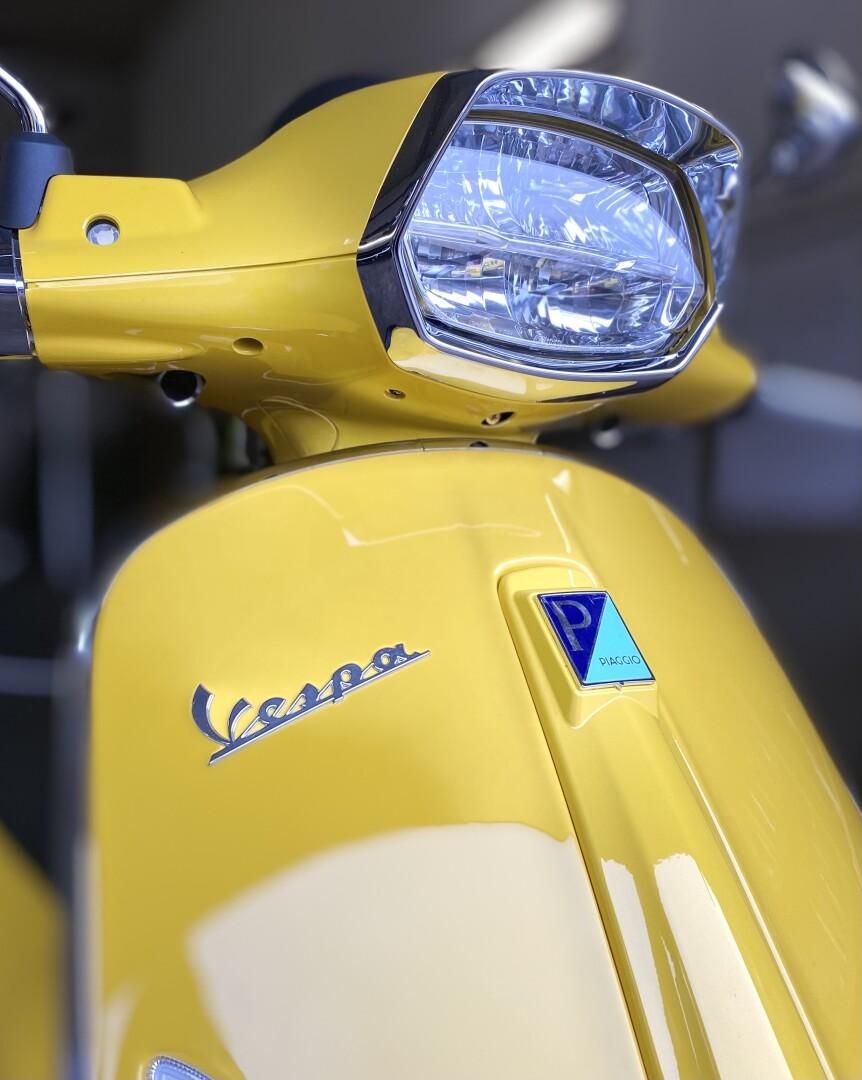 Vespa 125 Sprint ABS (Kl. A1 / B196)