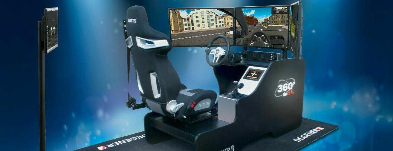 Degener Simulator