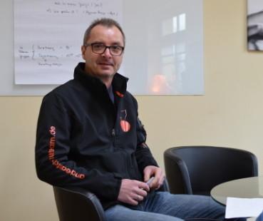 Jörg Stauche - Leiter Ausbildung A