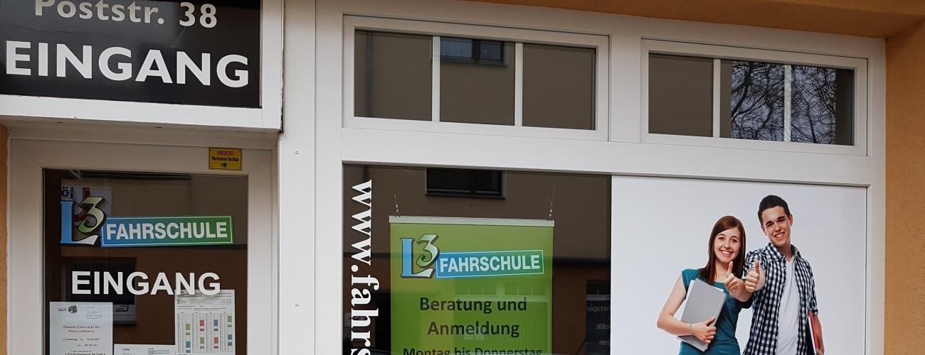 FS Poststraße 38 aussen