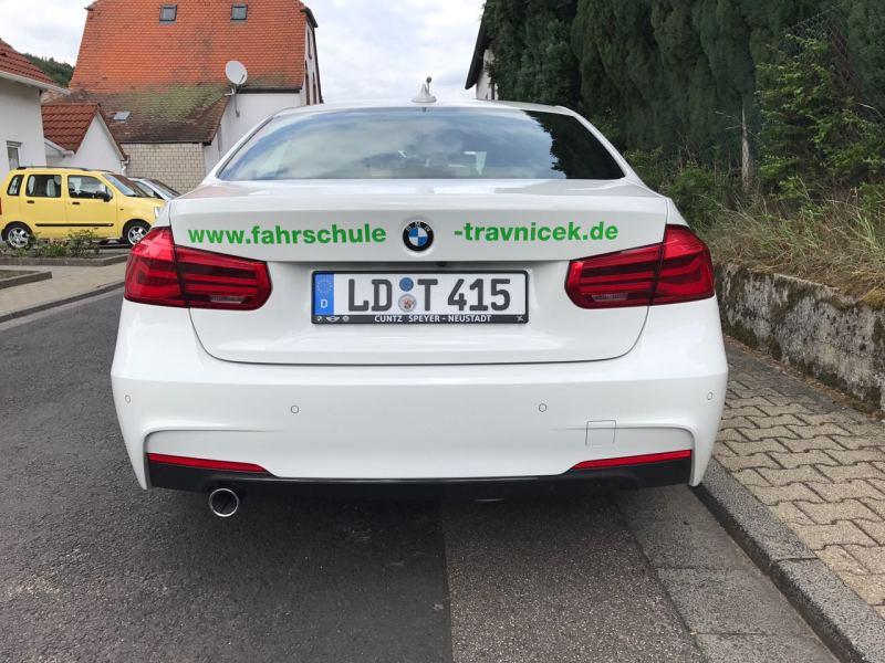 BMW Limosine 318d