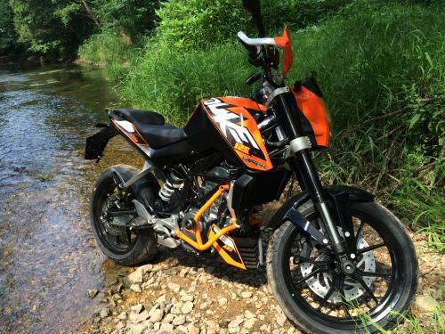 KTM Duke  (A1)
