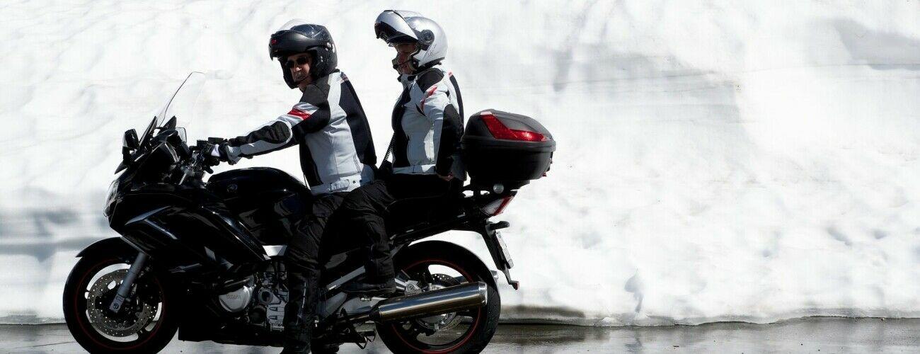 Motorrad Sozius