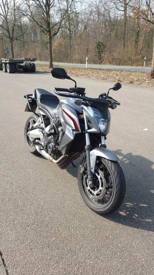 Honda CB650 F