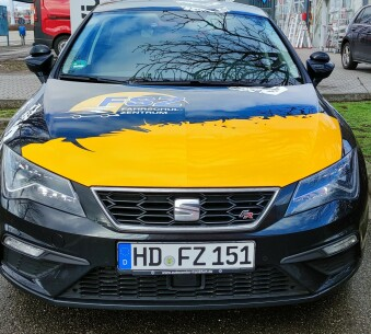 SEAT Leon FR Automatik FZ 151