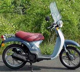 Honda SGX 50 XA