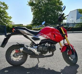 Honda MSX 125 A