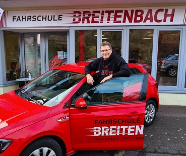 Oswald (Ossi) Breitenbach
