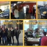 Ein großer Teil der Sonderfahrten kann auf dedr Berlinfahrt absolviert werden mit Sightseeing am Brandenburger Tor!