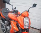 Kawasaki ER 6 gedrosselt