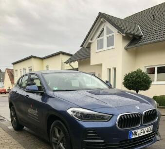 BMW X2 Automatik