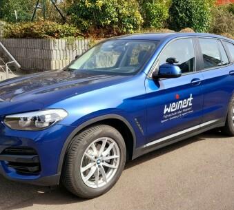 BMW X3 Automatik