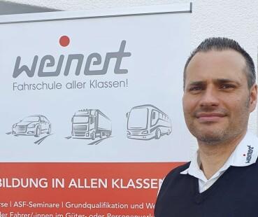 Klaus Peter Weinert