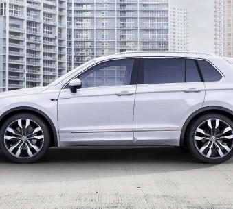 VW TIGUAN R'LINE