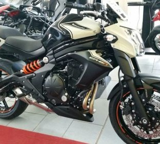 Kawasaki ER 6 N 34 KW