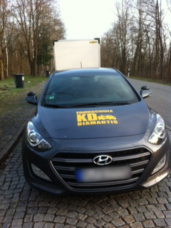 Hyundai I30 Automatik mit Anhänger