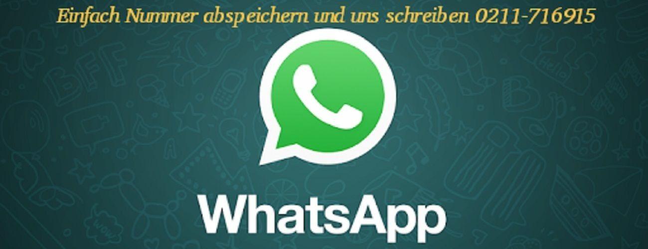 Whats App Neu