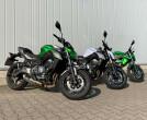 Motorräder der Klasse A/A2/A1