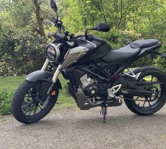 Honda CB125 R