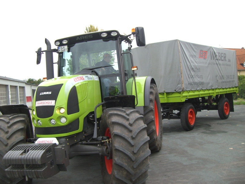 Klasse T - Claas Axion