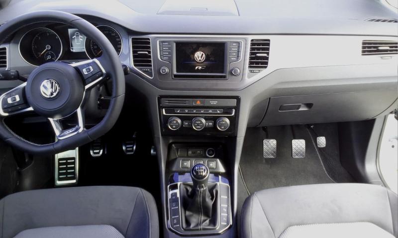Klasse B - VW Sportsvan R-Line