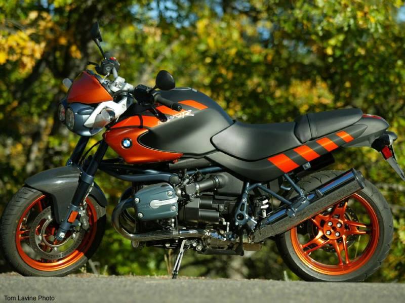 Klasse A - BMW Rockster 1150