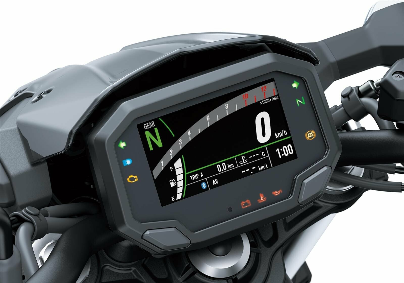 2 X Kawasaki  Z650  für A und A2