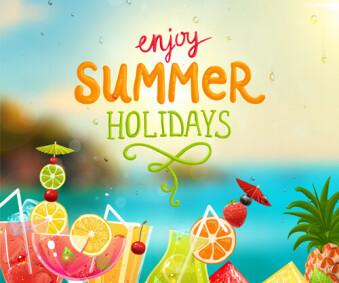 Sommerferien !!!