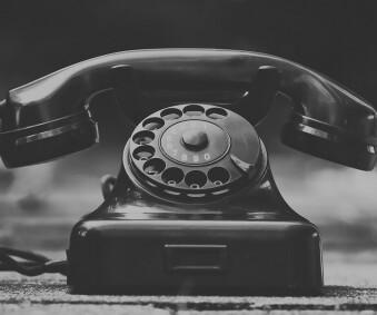 Veränderte Telefonzeiten