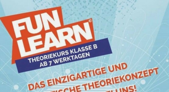 7 Werktage Fun Learn Theorie Kurs