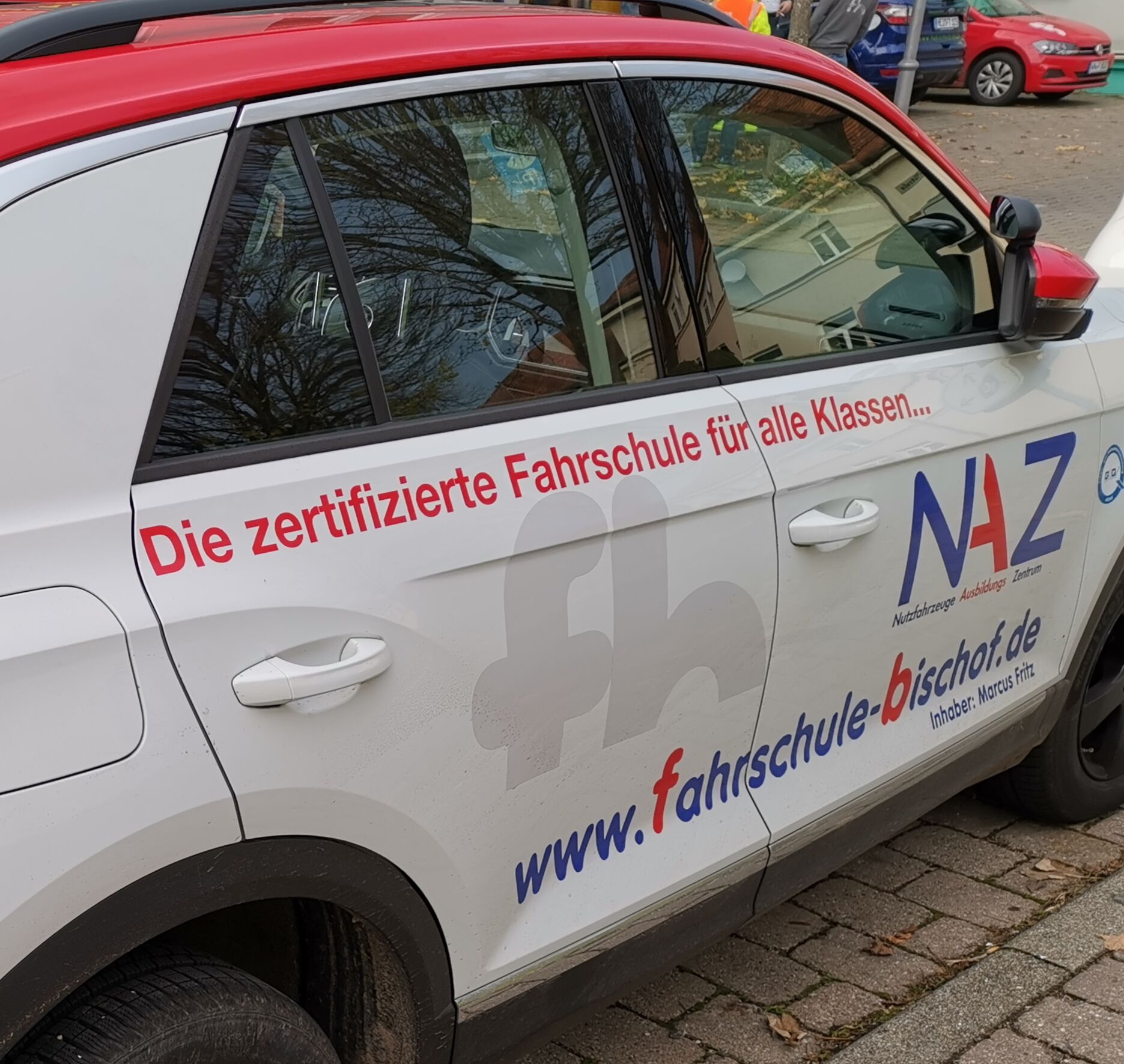 2x VW T-Roc
