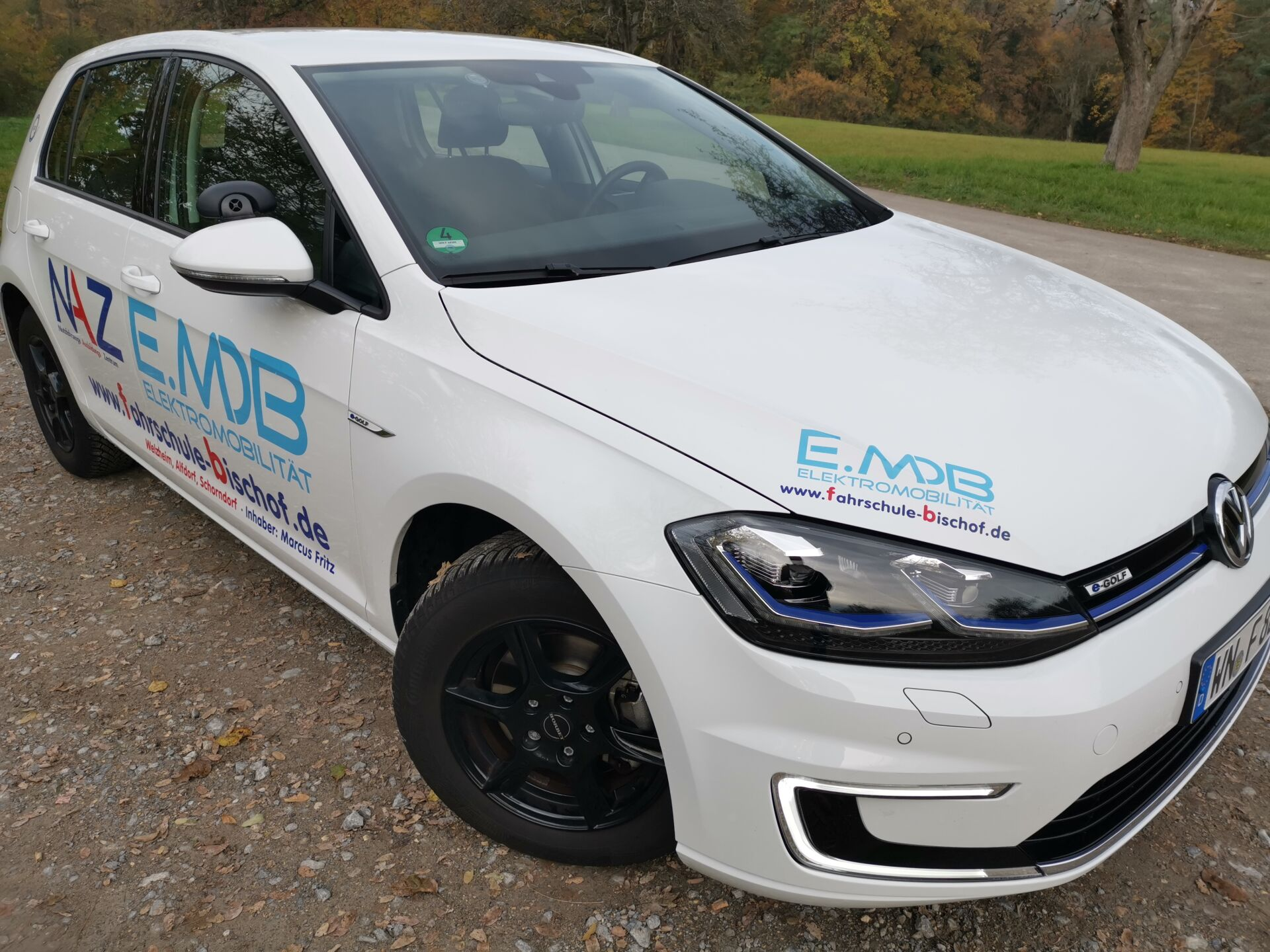 1x VW E-Golf