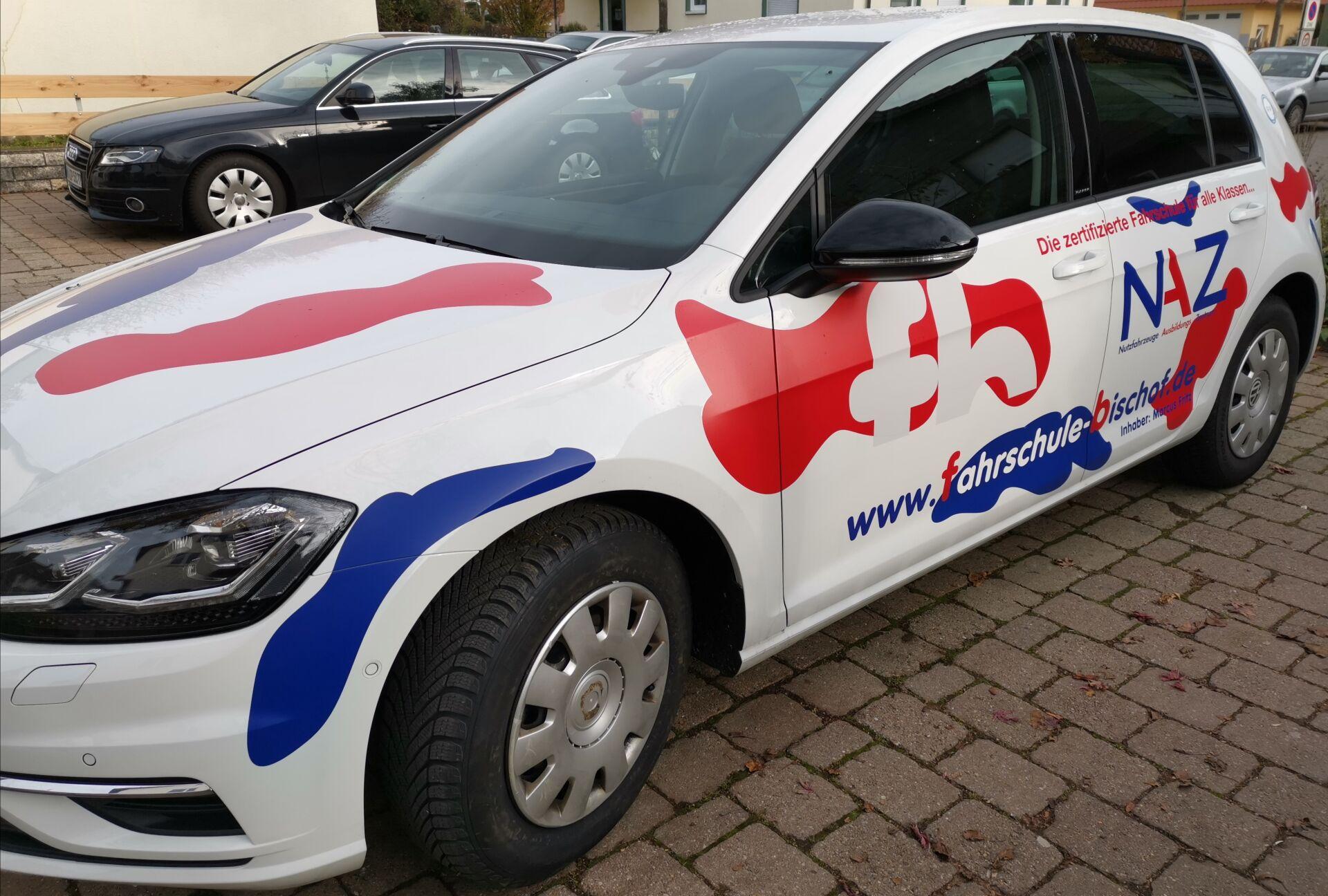 2x VW Golf