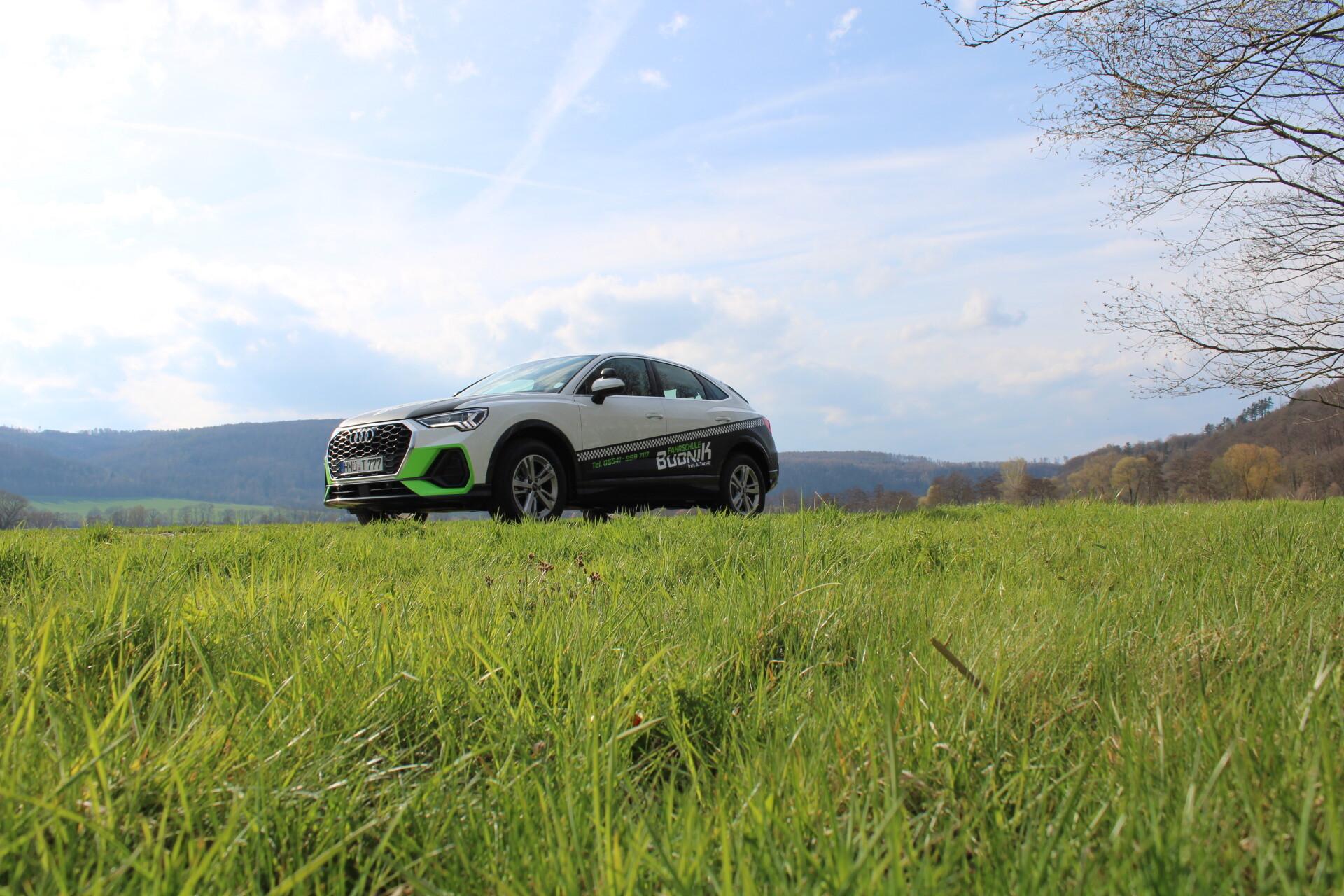 Audi Q3 Sportback (Automatik)
