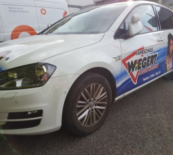 VW Golf 7 Cup