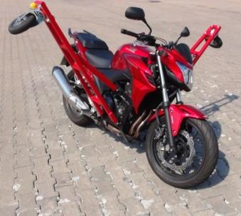 Schräglagentrainer Honda CBR 500