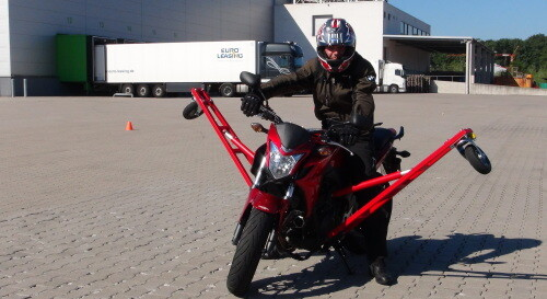 Motorradsicherheitstraining