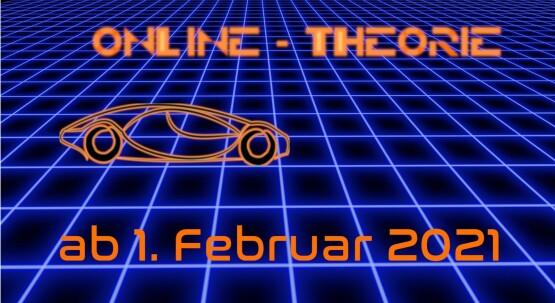 Ab sofort Theorieunterricht online